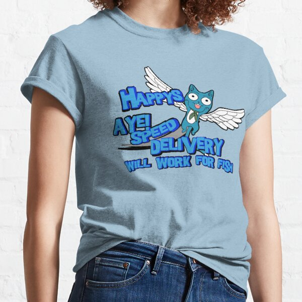Happy Fairy Tale Classic T-Shirt