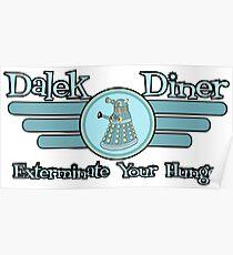 Dalek Diner 2 Poster