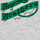 rogers bros monogram by usanewyork