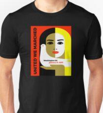 Women's March On Washington 2017 Collectible  Unisex T-Shirt
