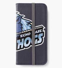Hoth Hogs Hockey Team iPhone Wallet/Case/Skin