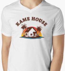 Kame House Men's V-Neck T-Shirt