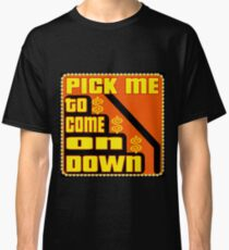 Game Show Contestant TPIR (The Price Is...) Classic T-Shirt