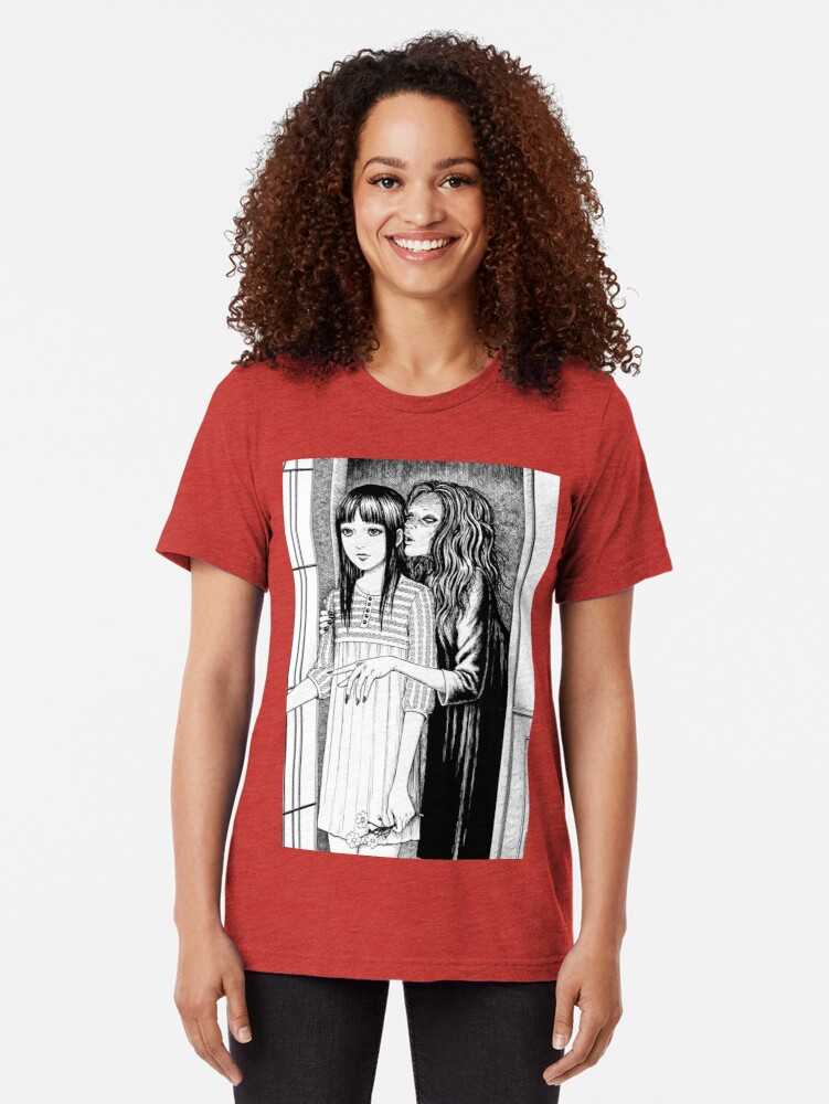 Alternative Ansicht von Flüsternde Frau Vintage T-Shirt