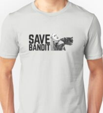 SAVE BANDIT - Angela's Cat Needs a Rescue Unisex T-Shirt