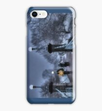 Winter in Boston iPhone Case/Skin