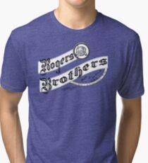 rogers bros monogram Tri-blend T-Shirt