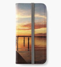Cedar Key Florida Sunset iPhone Wallet/Case/Skin
