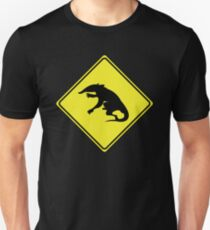 Caution - Gremlin Crossing T-Shirt
