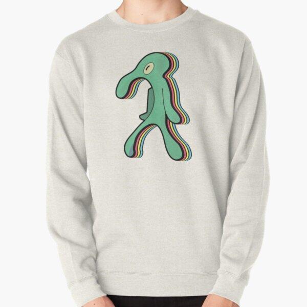 Bold and Brash Pullover Sweatshirt