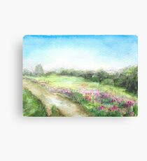 Willow-herb Canvas Print