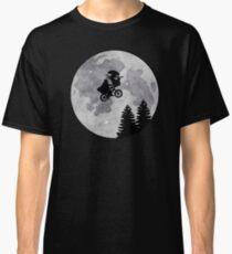 Xenomorph ET Moon Ride Classic T-Shirt