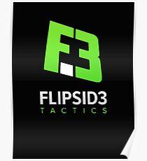 FlipSid3 Tactics  Poster