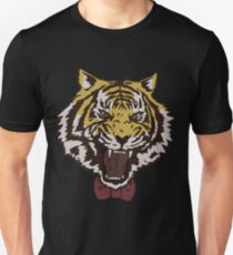 Bow Tie Tiger Unisex T-Shirt