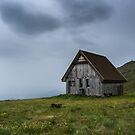 Pendergast Hut by Joel Bramley