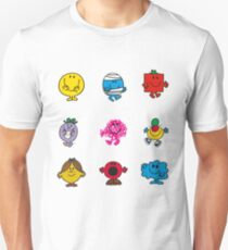 Mr Men T-Shirt