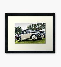 VW Hebmüller Framed Print
