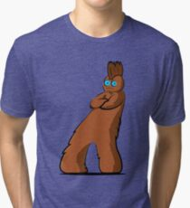 Furry Tri-blend T-Shirt