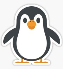 Cute Penguin Graphic Design Love Friend Happy Sticker