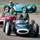 1961 Lotus 18/21 by Paul Peeters