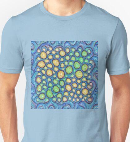 Frozen stones #DeepDream #Art T-Shirt
