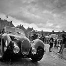 1937 Talbot Lago T150C SS 'Figoni & Falaschi' - 1 by Paul Peeters