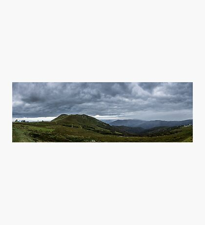 Mt Buller Summit Photographic Print