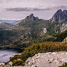 Marions Lookout  - Cradle Mountain by Lexa Harpell