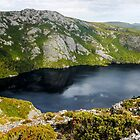 Crater Lake - Cradle Mountain by Lexa Harpell