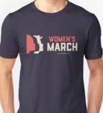 Womens March On Washington 2017  Unisex T-Shirt