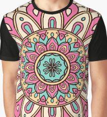 Flower mandala Graphic T-Shirt