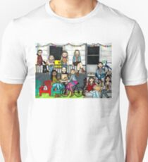 Porch Party Unisex T-Shirt