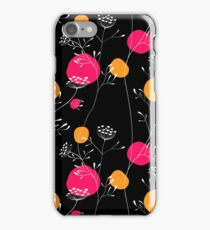 Sunset meadow iPhone Case/Skin