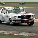 Ford Mustang MK2 by Paul Peeters