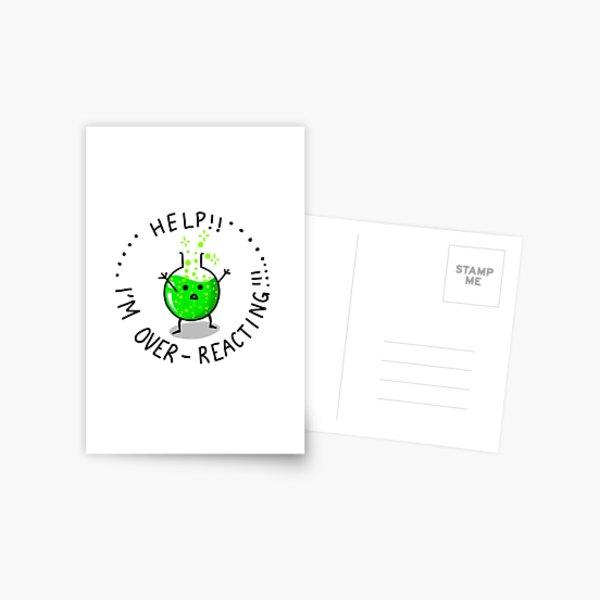 Reactive Chemistry  Postcard
