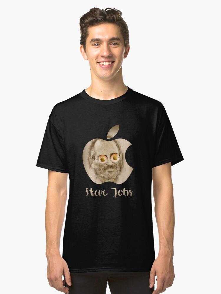 Steve Jobs - Apple Inc. Classic T-Shirt Front