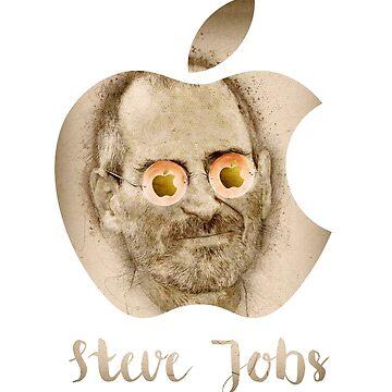 Steve Jobs - Apple Inc. by ArtGorka