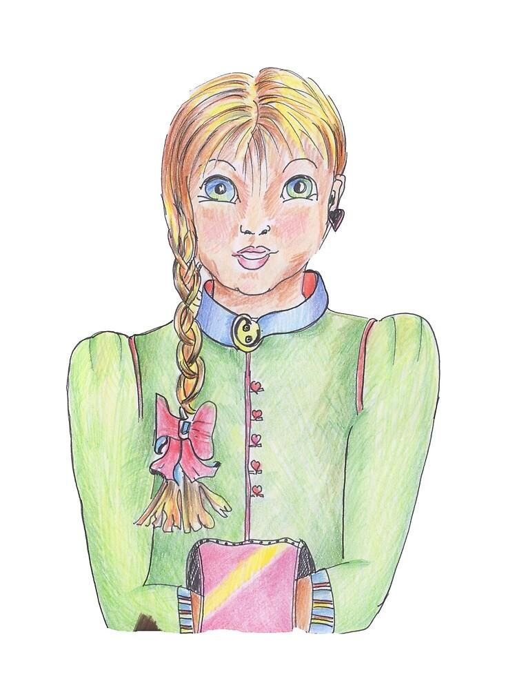 Emma Girl by GalleryGiselle