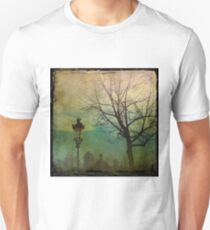 Once upon a time a park in Barcelona Unisex T-Shirt