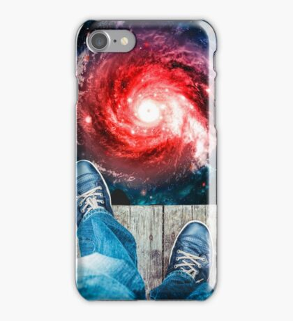 Edge Of The Universe iPhone Case/Skin