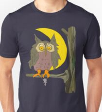 Owl vs. Mouse T-Shirt
