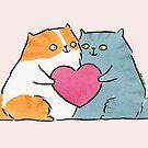 My Kitty Valentine by zoel