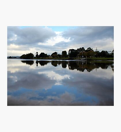 Tweed River Reflections Photographic Print
