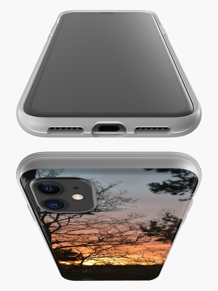 Alternate view of Winter Sunrise in Southampton iPhone Case & Cover