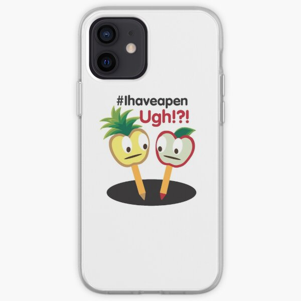 PPAP iPhone Soft Case