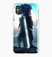 Crisis Core: Final Fantasy VII - Zack fair (Buster Sword) iPhone Case/Skin