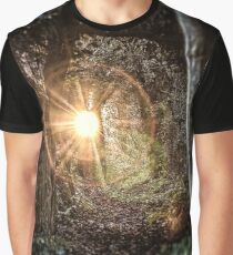 Magical Footpath Graphic T-Shirt
