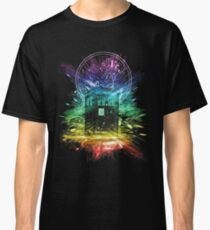 time storm-rainbow version Classic T-Shirt