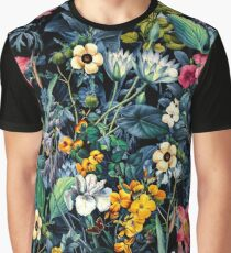 Exotic Garden Graphic T-Shirt