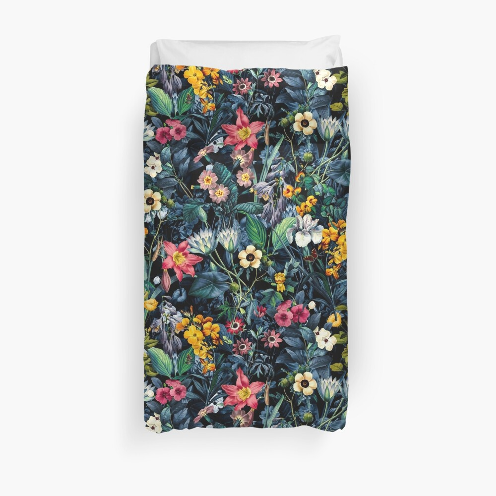 Exotic Garden Duvet Cover